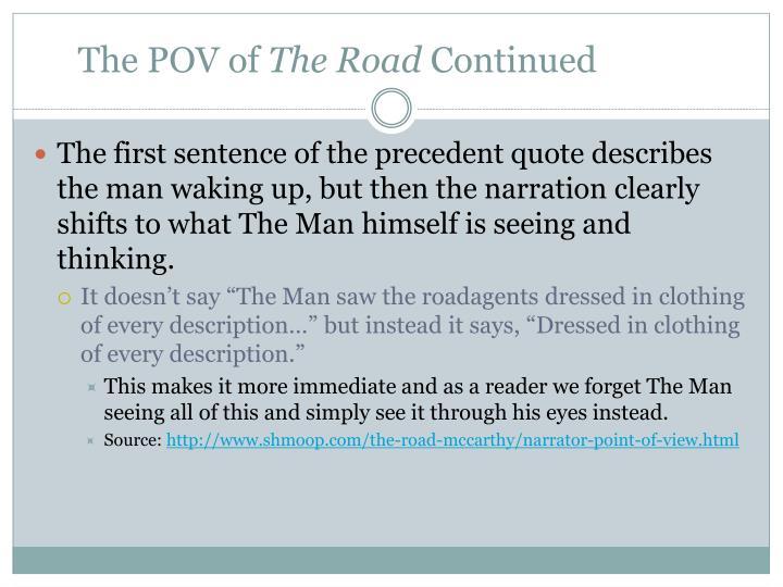 The POV of
