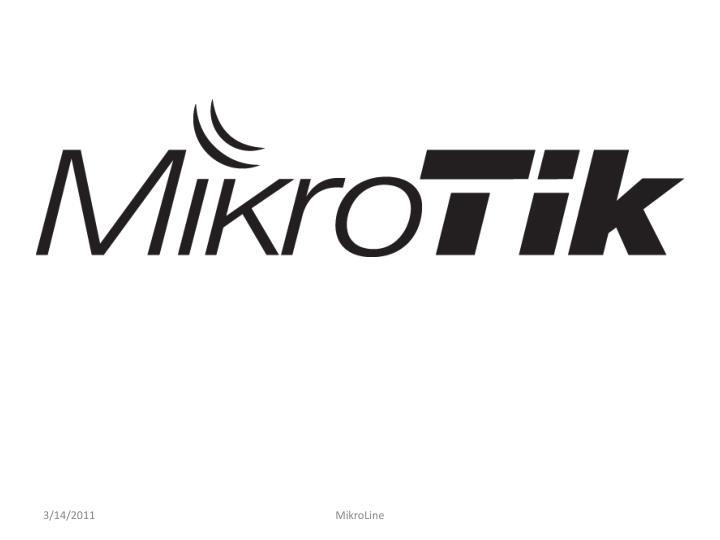 MikroLine