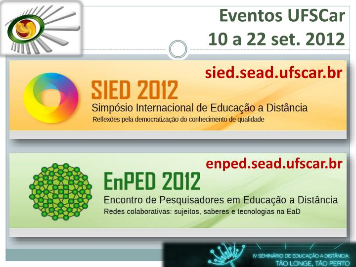 Eventos UFSCar