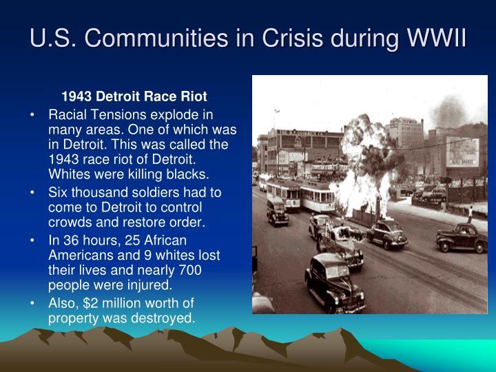 1943 Detroit Race Riot