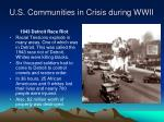 u s communities in crisis during wwii2