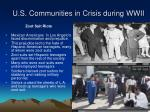 u s communities in crisis during wwii3