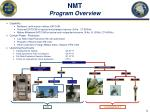 nmt program overview