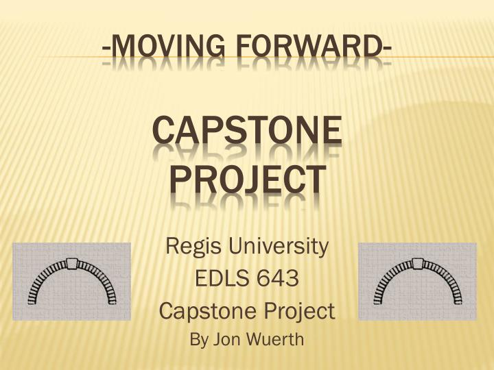 Moving forward capstone project