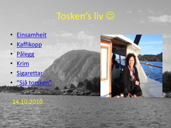 Tosken's