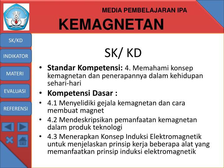 SK/ KD