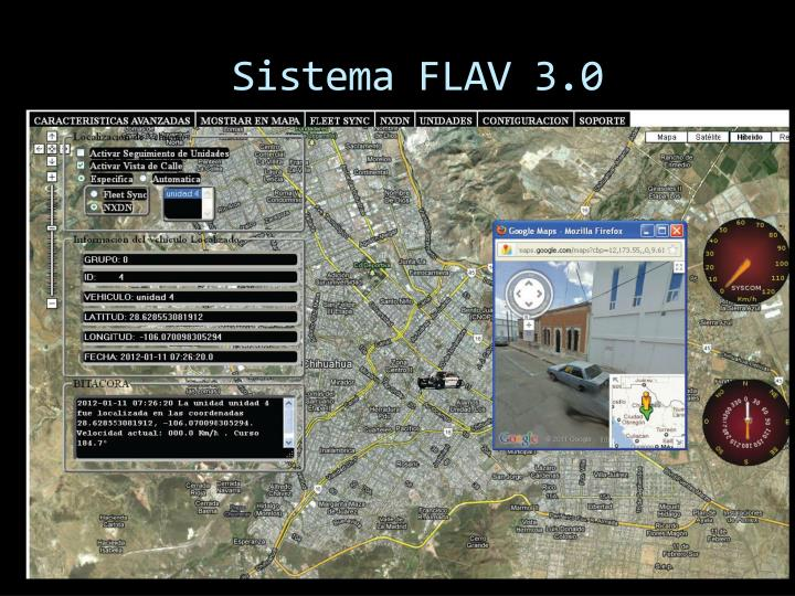 Sistema FLAV 3.0