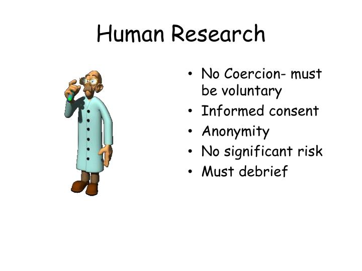 Human Research