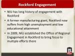 rockford engagement