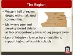 the region1