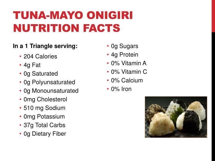 Tuna-Mayo