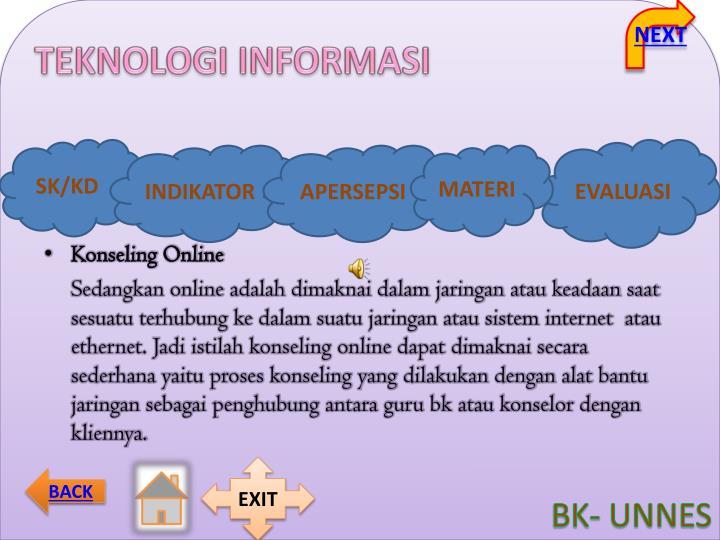 Konseling Online