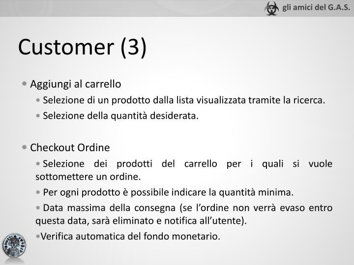 Customer (3)