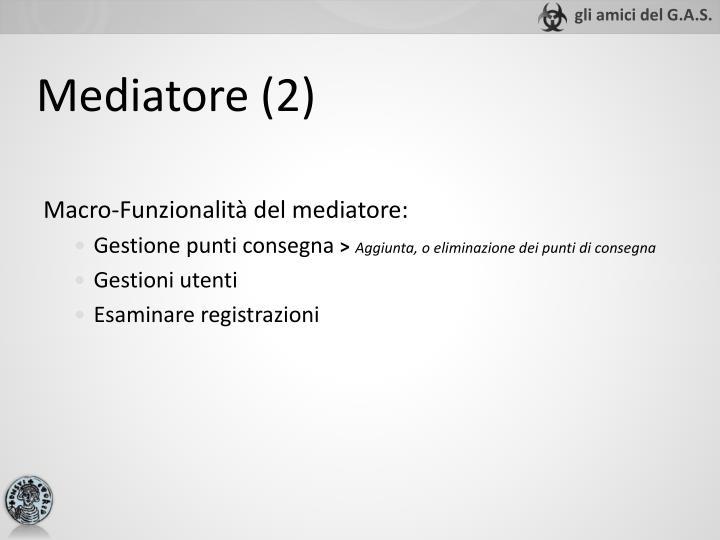 Mediatore (2)