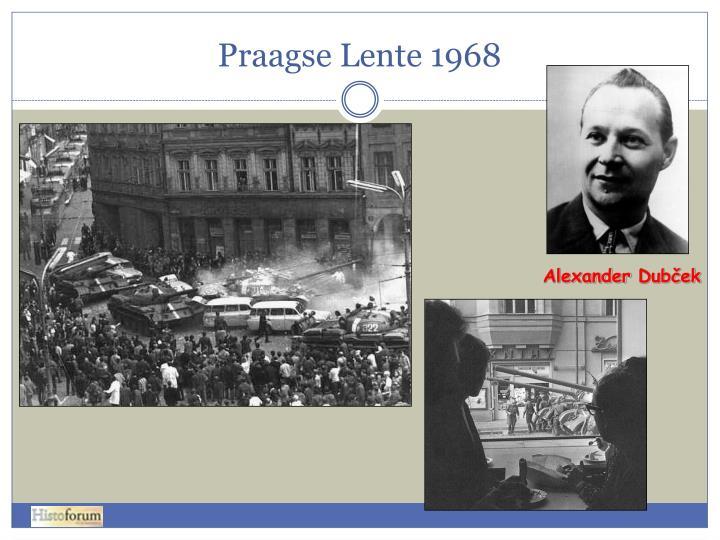 Praagse Lente 1968