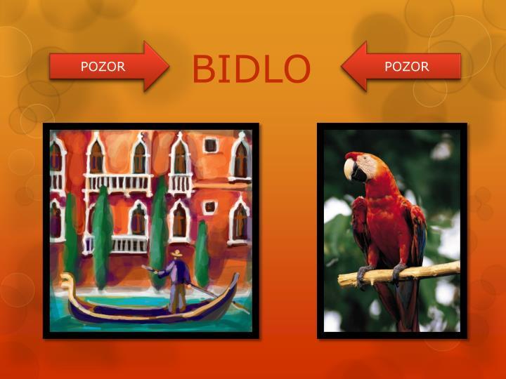 BIDLO