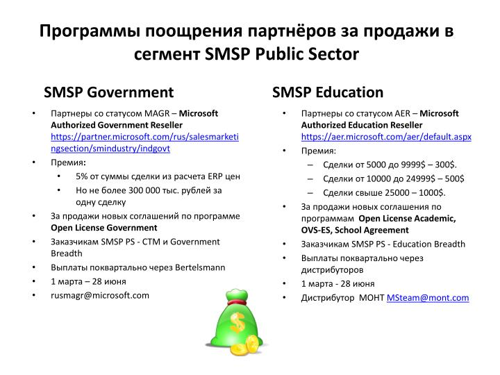 Smsp public sector1