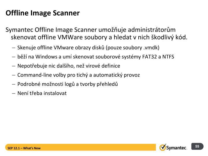 Offline Image Scanner
