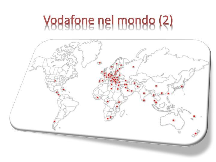 Vodafone nel mondo (2)