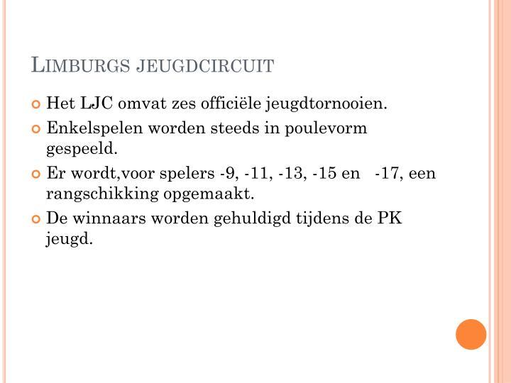 Limburgs jeugdcircuit