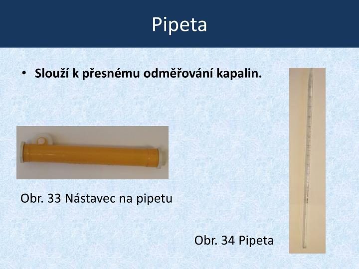 Pipeta