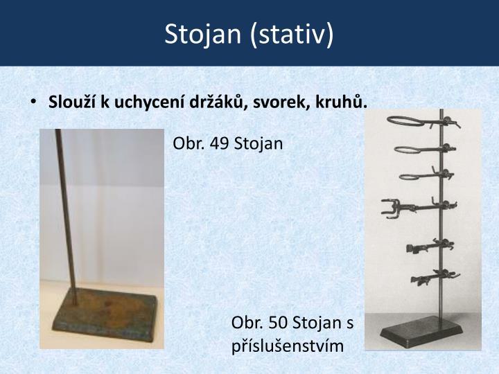 Stojan (stativ)