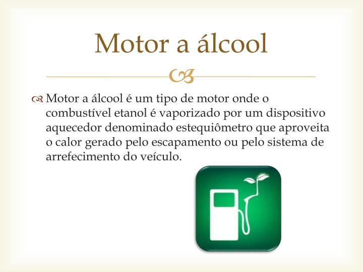 Motor a