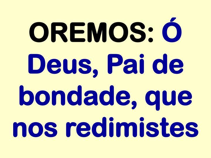 OREMOS: