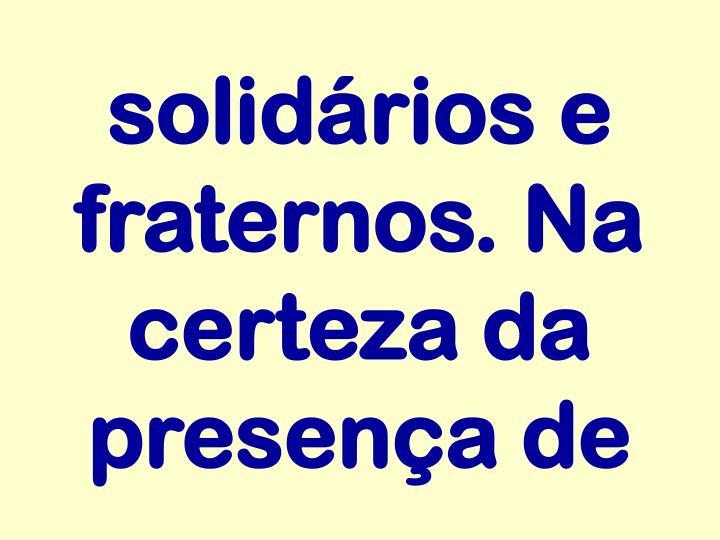 solidários