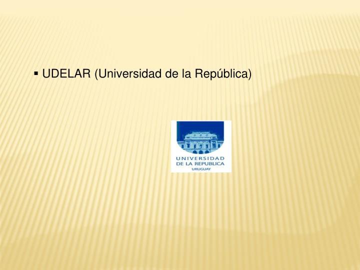 UDELAR (Universidad de la República)