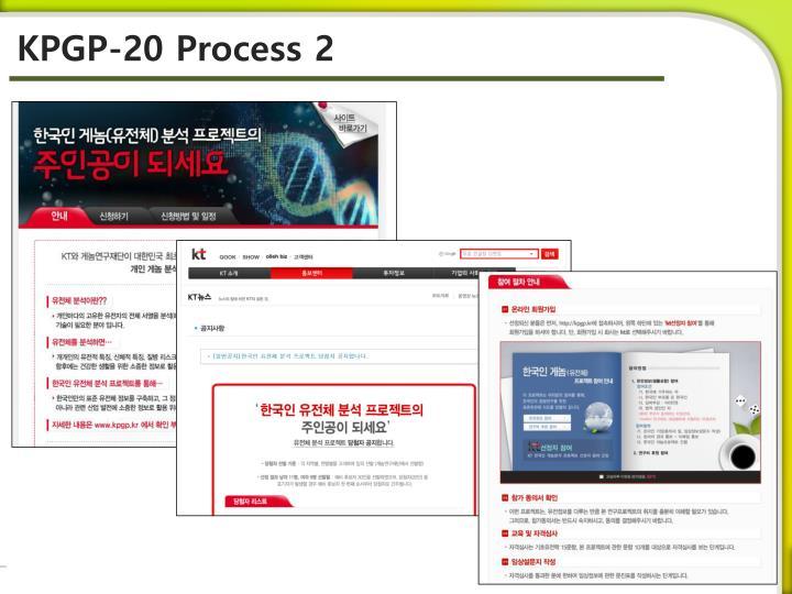 KPGP-20 Process 2