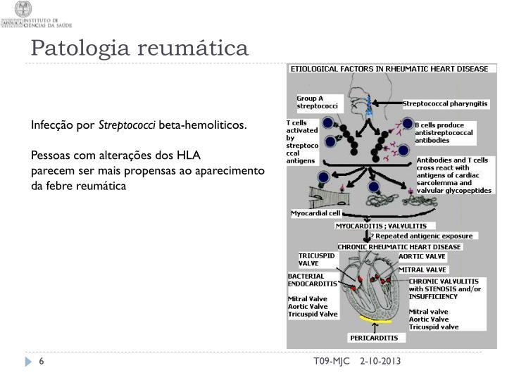 Patologia reumática