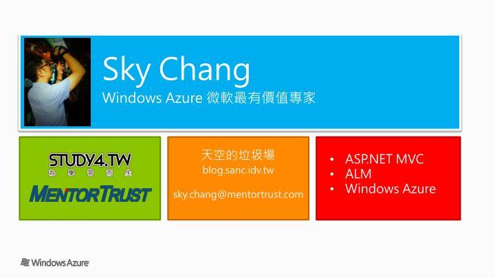 Sky Chang