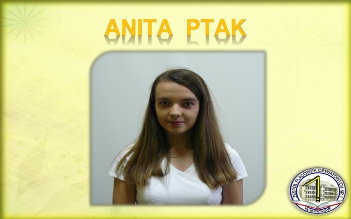 ANITA  PTAK