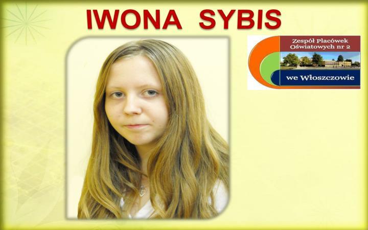 IWONA  SYBIS