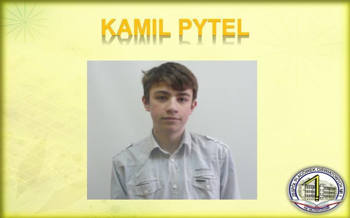 KAMIL PYTEL