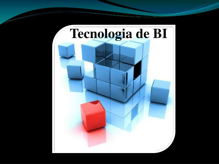 Tecnologia de BI