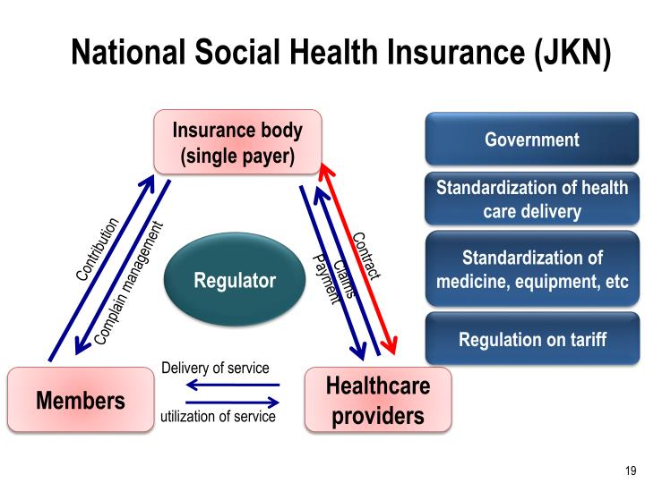National Social Health Insurance (JKN)