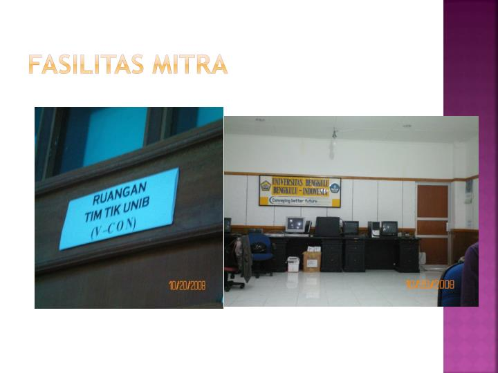FASILITAS MITRA