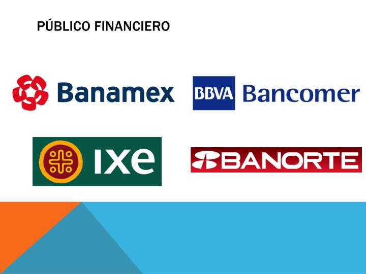 Público financiero
