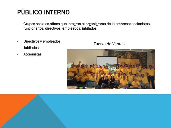 Público interno