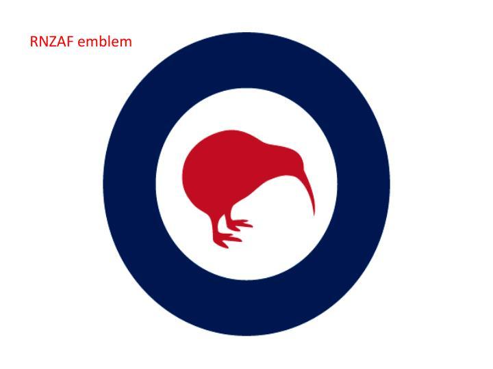 RNZAF emblem