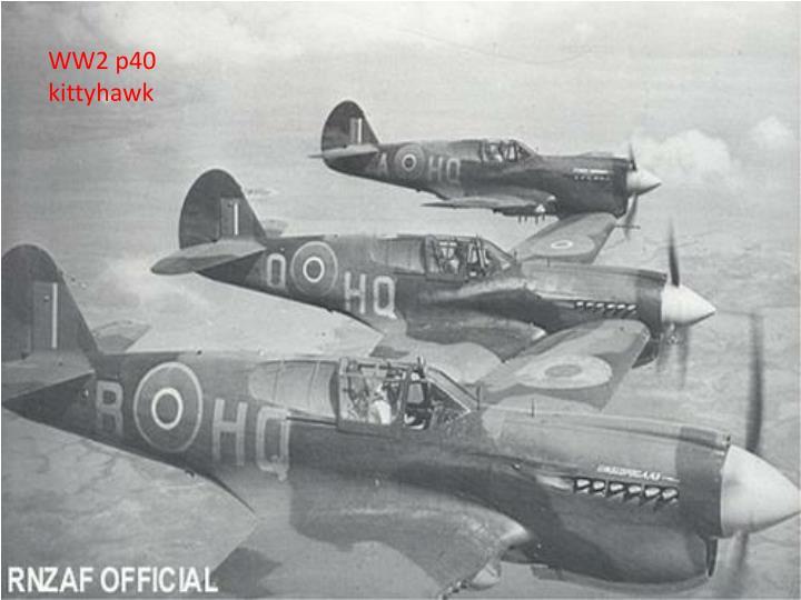 WW2 p40