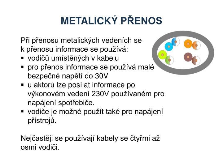 Metalický