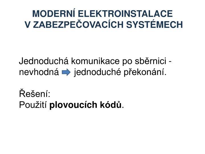 Moderní