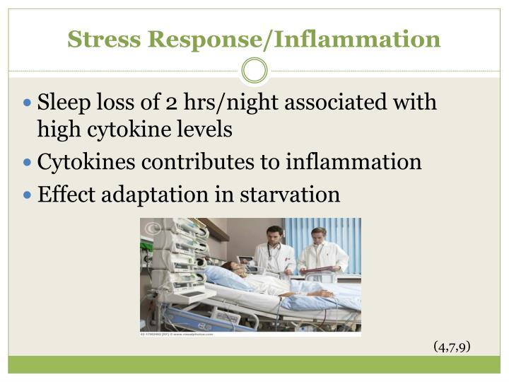 Stress Response/Inflammation