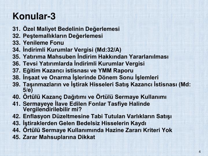 Konular-3