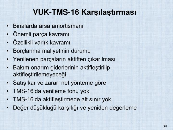 VUK-TMS-16 Karlatrmas