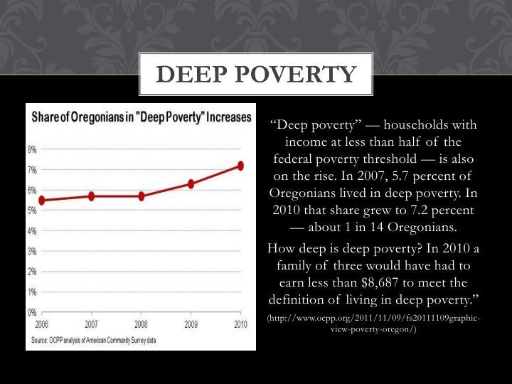 DEEP Poverty