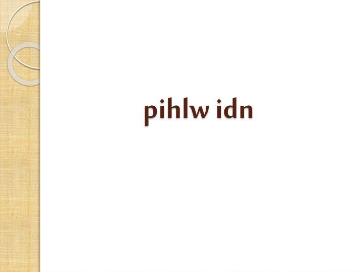 pihlw